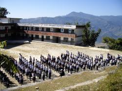ネパール学校