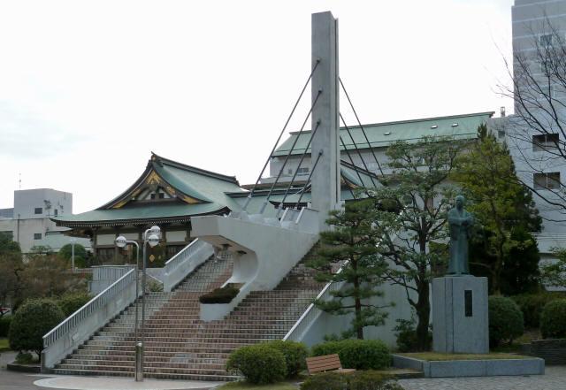 福井中央公園歩道橋1