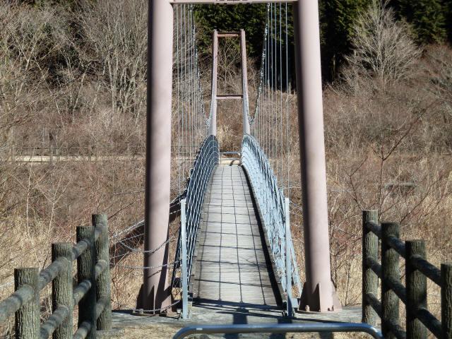 麓の吊橋2