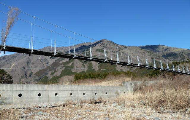 麓の吊橋4