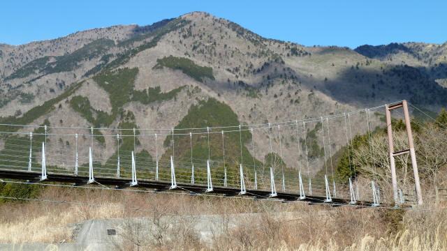 麓の吊橋6