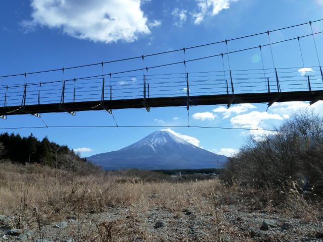 麓の吊橋7