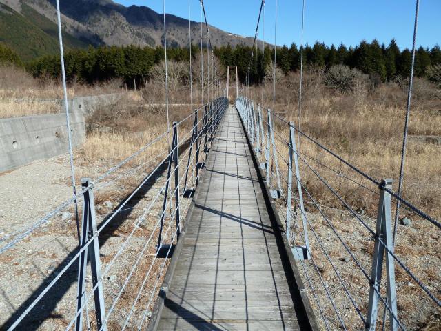 麓の吊橋8