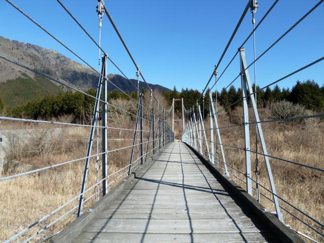麓の吊橋9