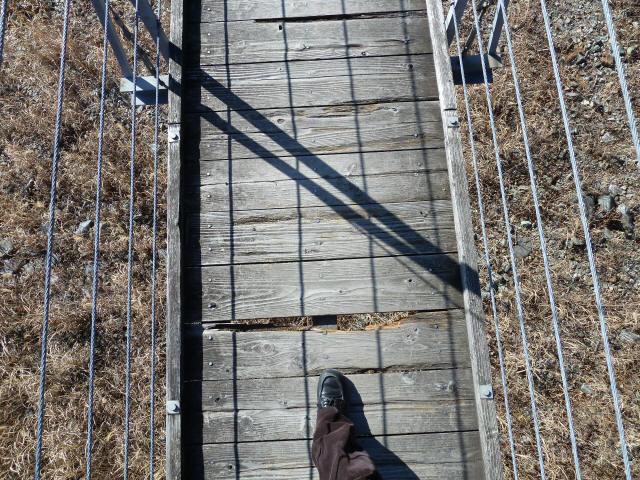 麓の吊橋10