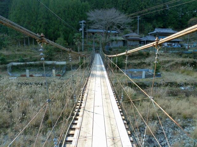 串の吊橋4