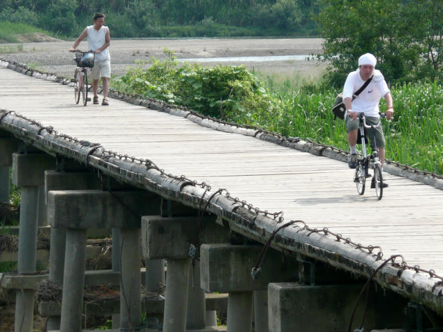 上津屋橋(流れ橋)3