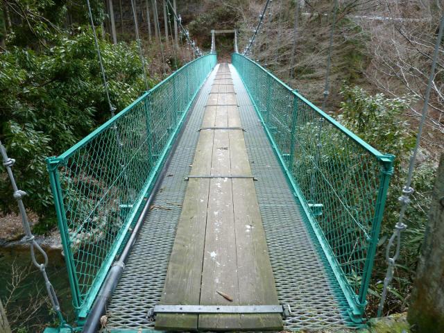 中越の吊橋2