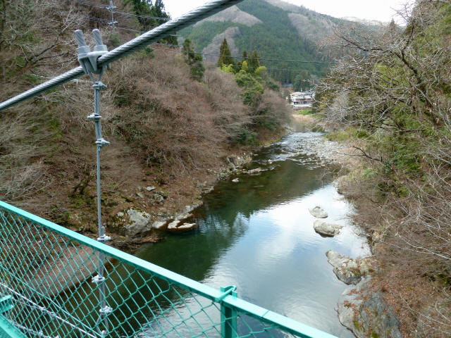 中越の吊橋3
