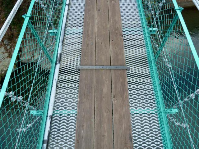 中越の吊橋4