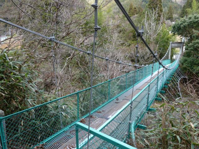 中越の吊橋7