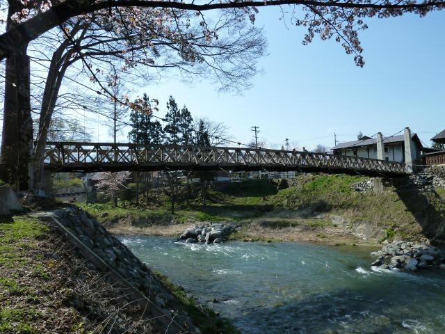 大出の吊橋7