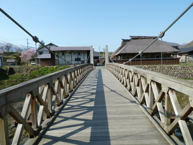 大出の吊橋8