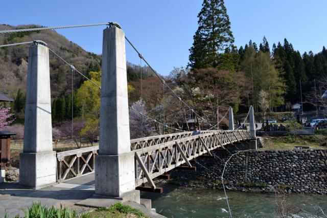 大出の吊橋2