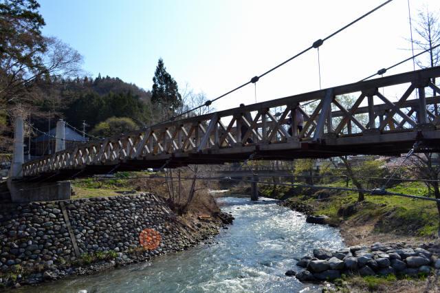 大出の吊橋3