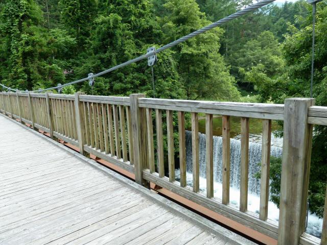 鳥川渓谷橋5