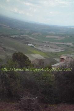モンタルチーノからの景色