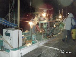 20100314清勝丸出船前