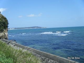 20100314勝浦の海