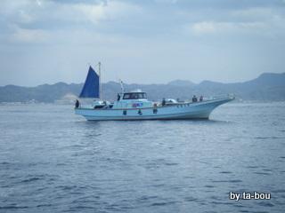 20100403久里浜沖