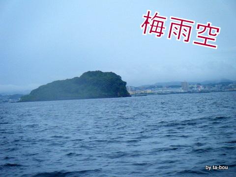 20100622梅雨空