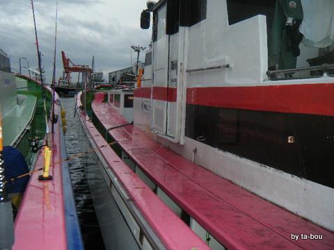 20100703富士丸乗船前