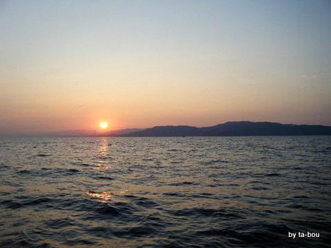 20100919夜明け
