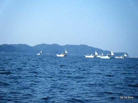 20100919加太船団