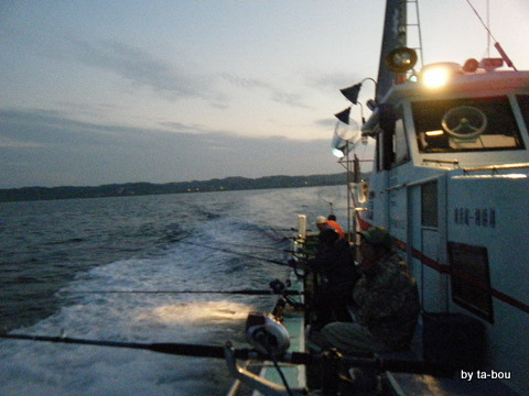 20101003出船