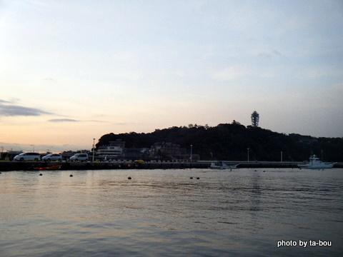 20101230湘南夜明け1