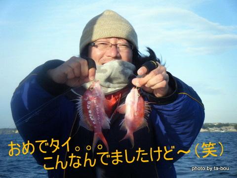 20100103赤い魚