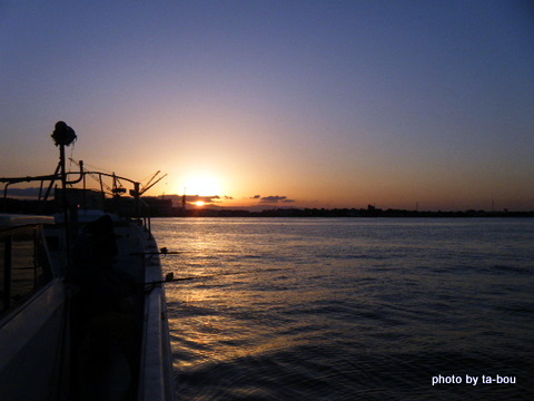 20110110夜明け1