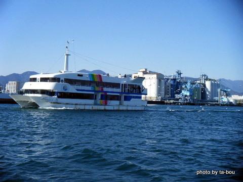 20110110遊覧船