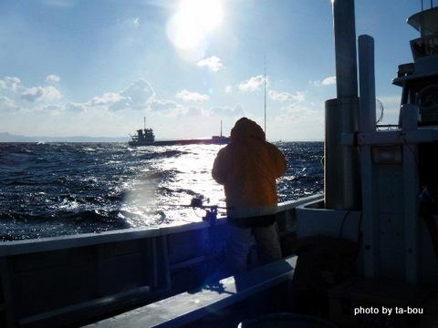 20110116船上の風景