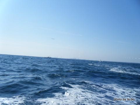 20110219鹿島沖景色