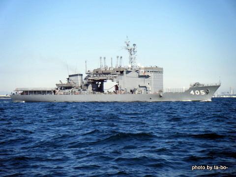 20110305自衛隊船