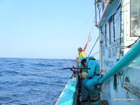 20110430右舷トモ側