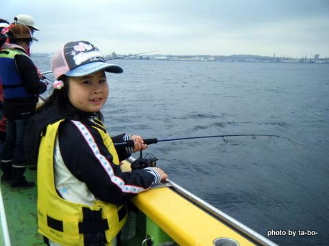 20110505オト初釣り