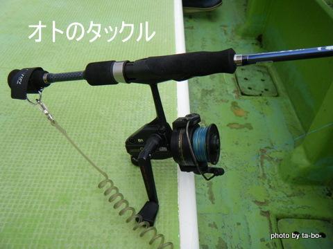 20110505本日のタックルオト