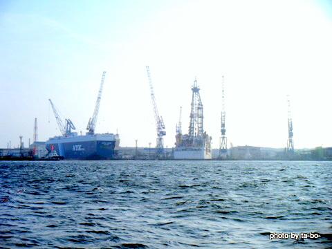 20110604本牧沖