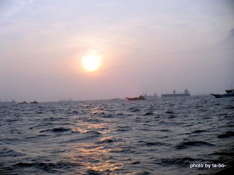 2010604夕暮れ
