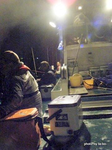 20110604アナゴ釣り