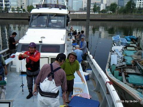 20110604出船前風景