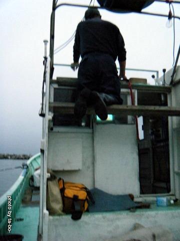 2011/06/26なんや丸船長