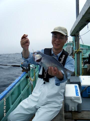 2011/06/26すずきんさんギンメダイ
