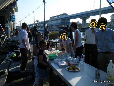 20110709バーベキュー1