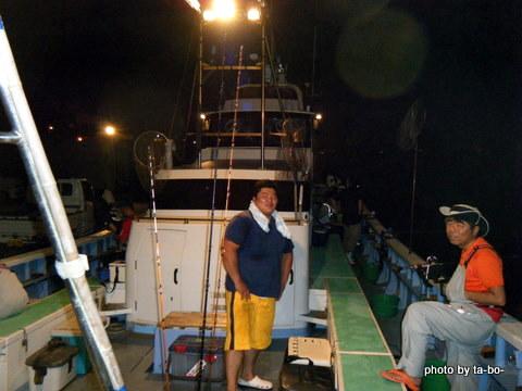20110730出船前