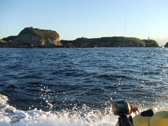 20091103剣崎沖
