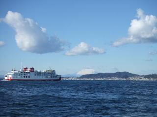 20091219久里浜沖