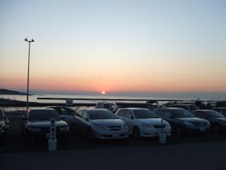 20100110朝焼け1